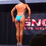 Lydia Di Francesco, figure competition