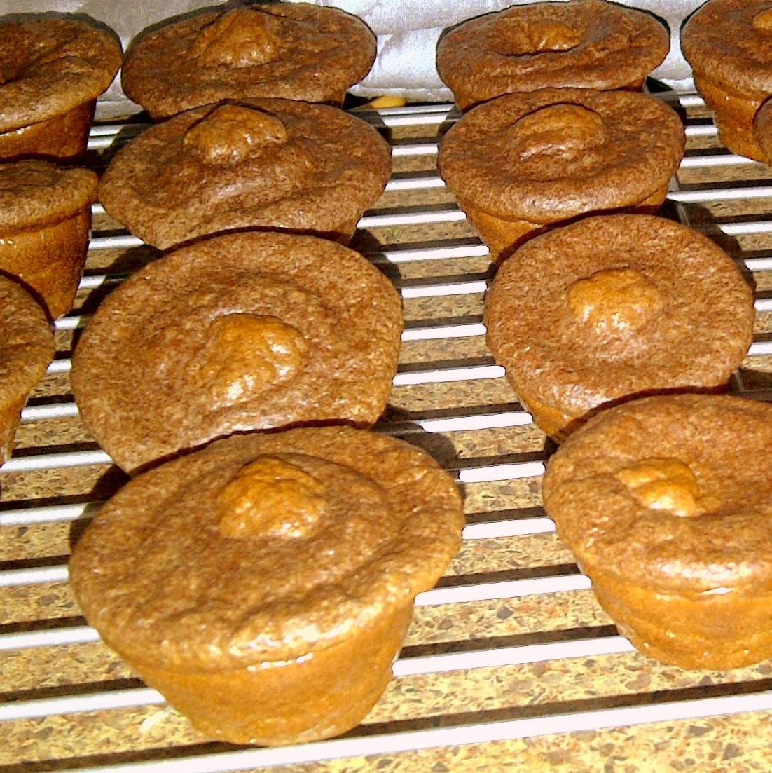 Protein mini muffins