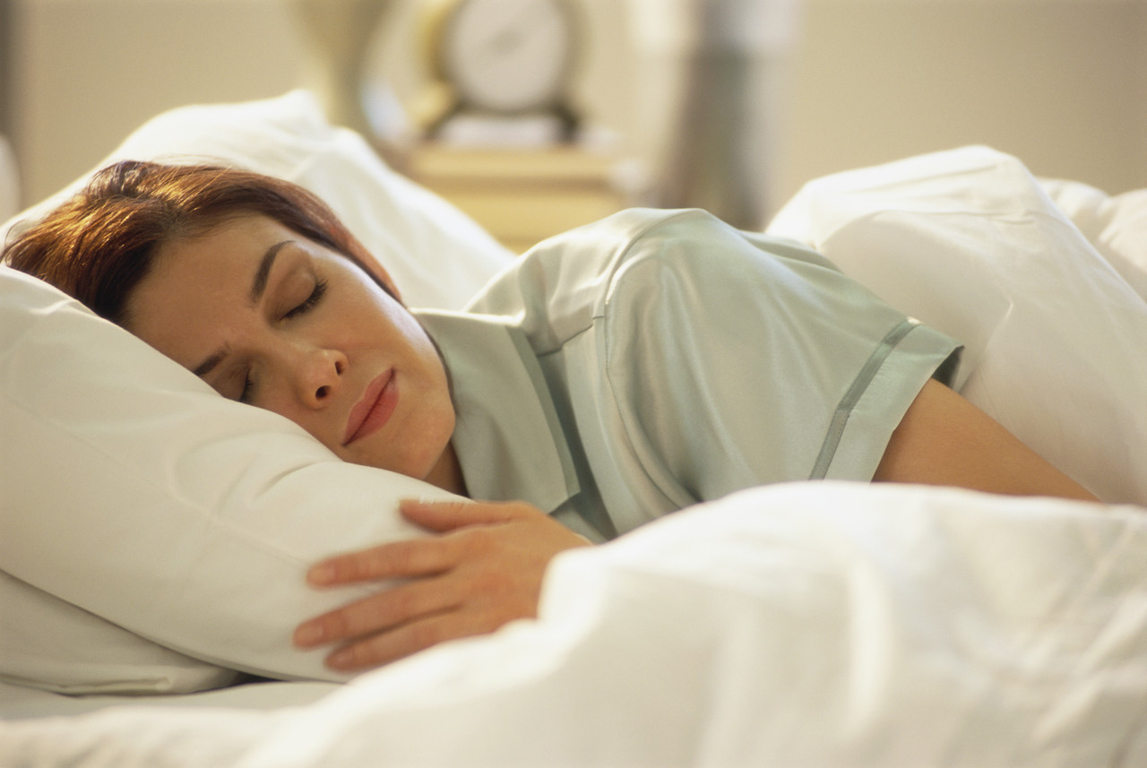 tips for sleeping