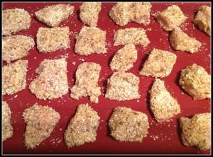 clean chicken nuggets recipe