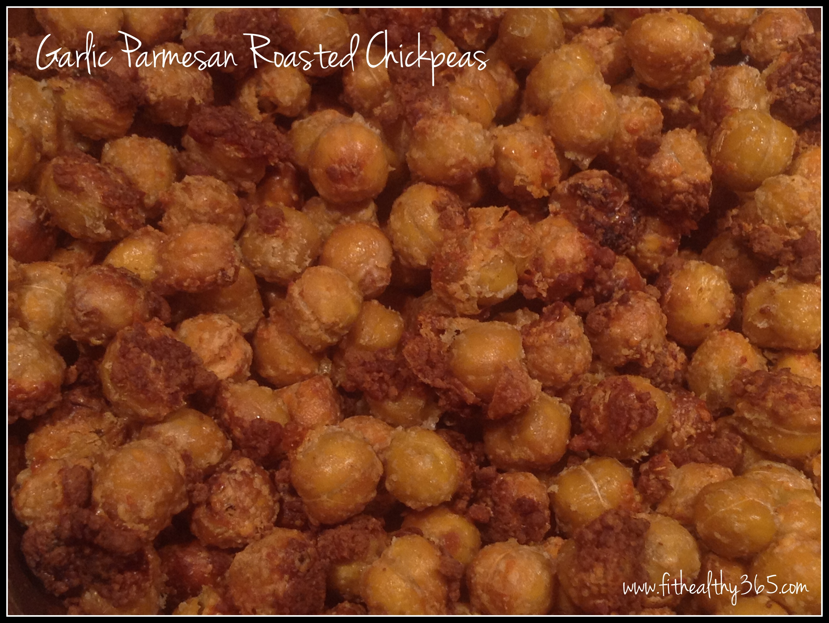 healthy snack chickpeas