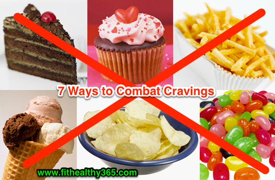 how to not give in to cravings