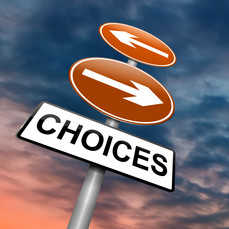 stuck in a rut you have Choices