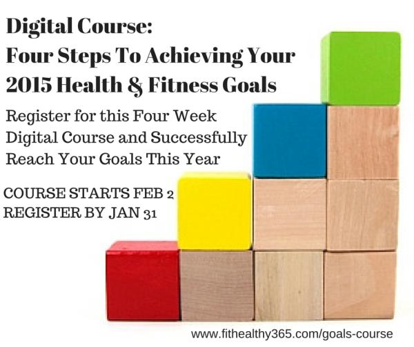 Digital Course - Achieve Your Goals