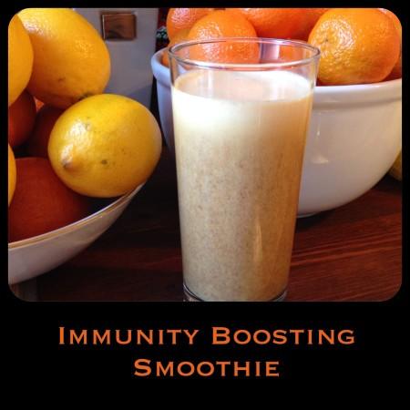 immunity smoothie