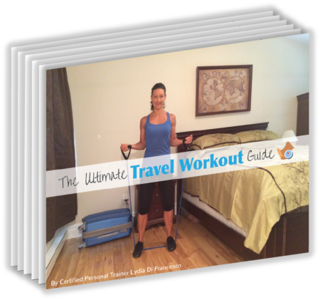 Ultimate Travel Workout Guide book cover