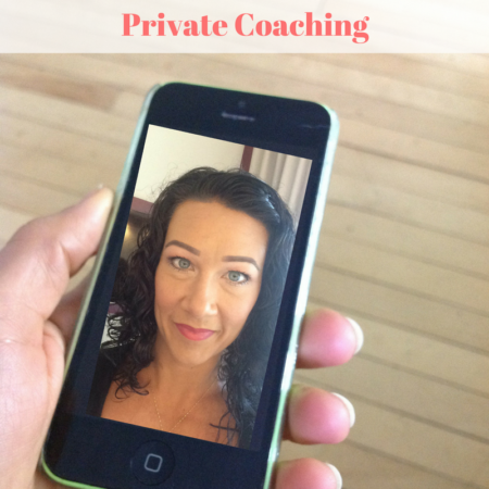 Private health Coaching